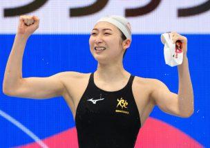 奇跡を起こすカギ@池江選手3年ぶり日本一